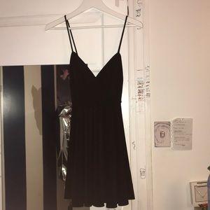 Black Urban Outfitters Skater Dress